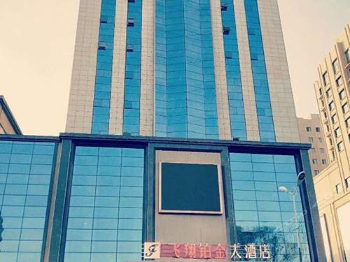镇赉飞翔铂金大酒店