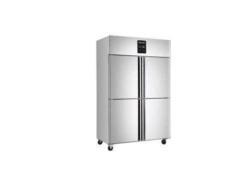 四门双机单温冰箱横隔(全冷冻)
